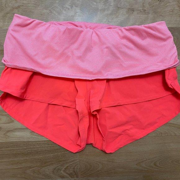NWOT Lululemon Lightweight shorts